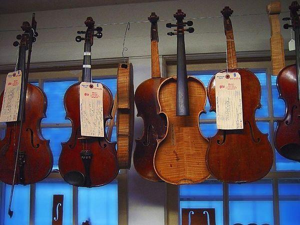 Martin's Violin Shop