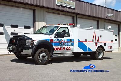 Owen County Rescue Squad
