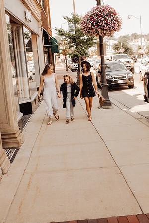 Cobb Girls Downtown