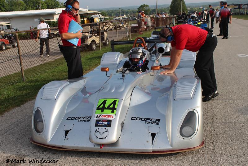 Richard Fant,  Ferrari of Houston Race Team