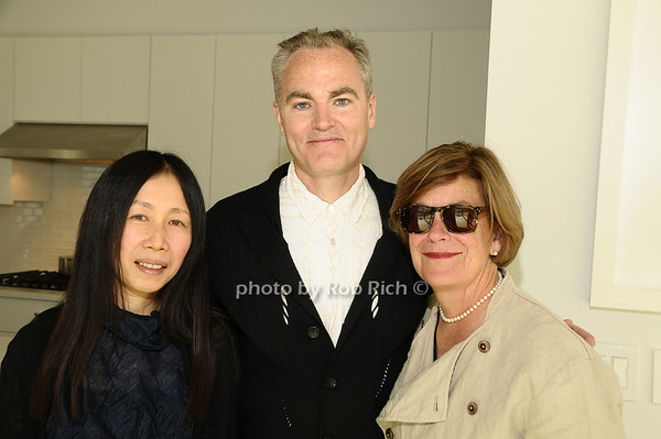 Yoshiko Sato, Michael Morris, Patricia Cristol photo by Rob Rich © 2010 robwayne1@aol.com 516-676-3939