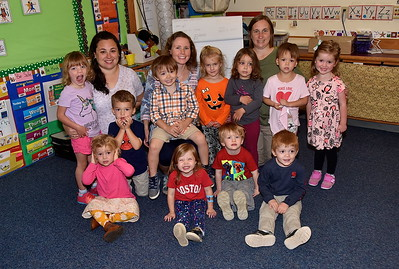 Meet Ms deRham's Pre-K photos by Gary Baker