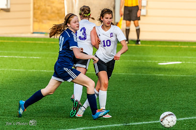 HS Sports - East Girls Soccer - May 24, 2016