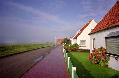 Ostfriesische Inseln 2001
