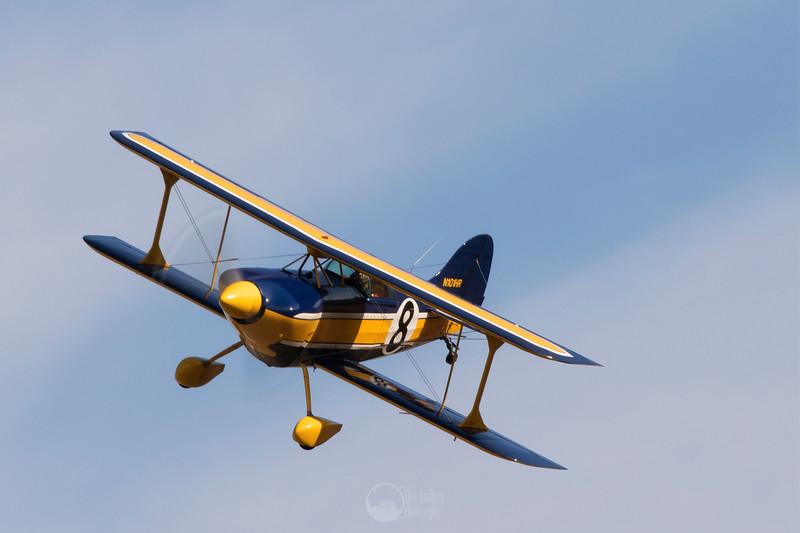TheBatplane, Race 8