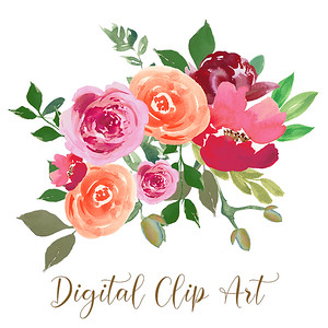 Digital Clipart By SerendiPRINTy