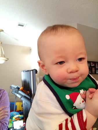 Jackson First Christmas