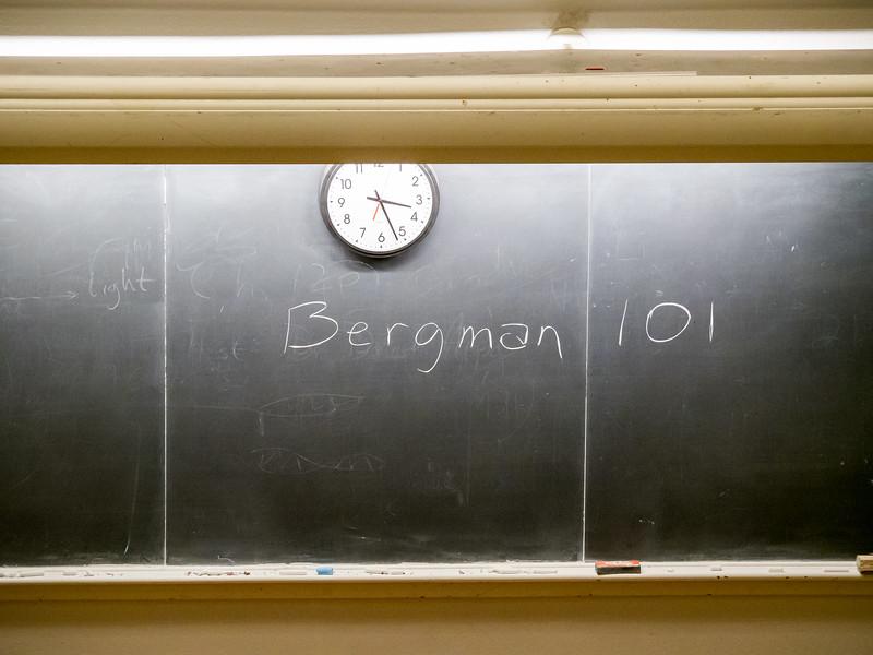 Bergman House Reunion, Iowa State University, 1970's