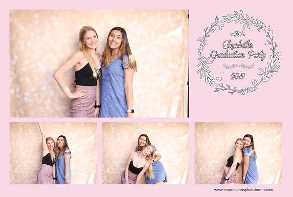 Elizabeth's Graduation Party 5.24.19