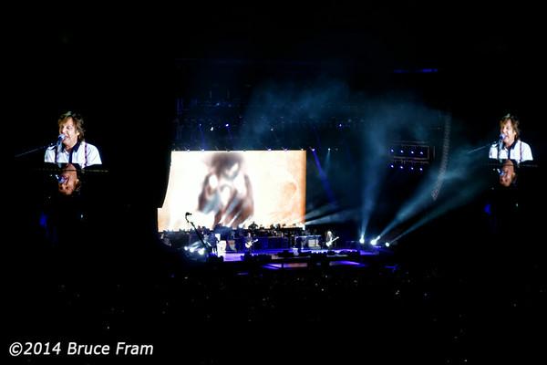 Paul McCartney at Candlestick