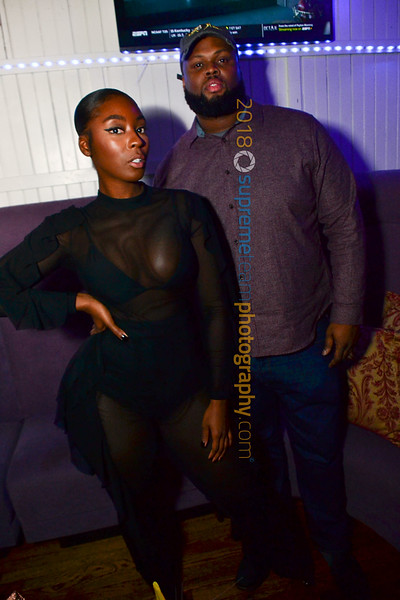 Roosevelt's Restaurant & Lounge Thanks giving Bash Hosted by True Mahogany