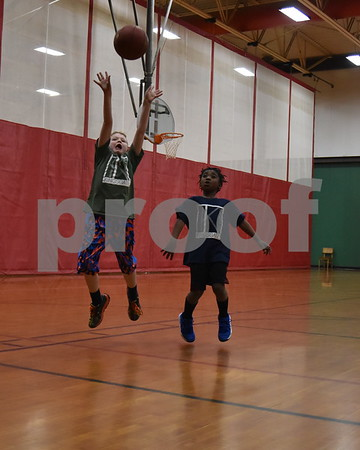2018 Youth Park and Rec Basketball