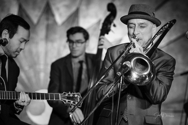 Tbone Paxton & RJ Spangler Quartet CD Release Party - Cliff Bell''s 3-1-2020