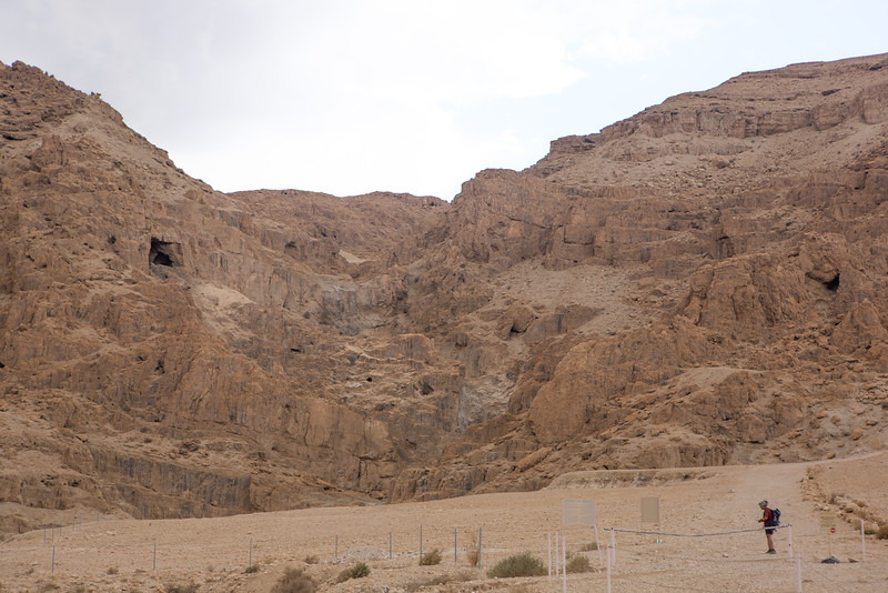 Caves Where Dead Sea Scrolls Were Found