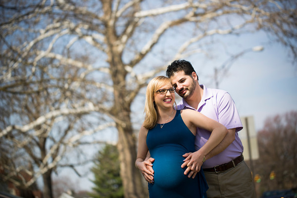 Jason + Corinne: Maternity