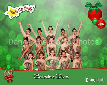 Merry Holiday Disney Land-Dec  2016