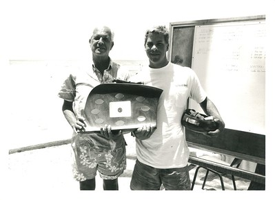 5th Annual Cline Mann 5K Paddleboard Race 8-19-1989