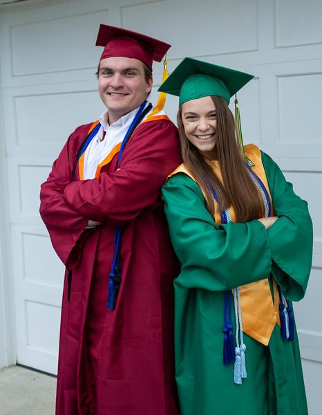Natalie Love Graduation 2020