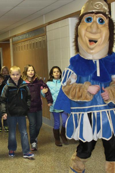 Second Grade Visits Spring 2014
