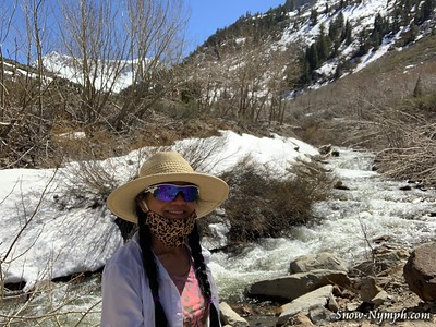 2020-04-30 McGee Creek to Log Crossing - Solo Distancing