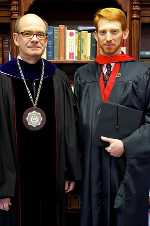 Commencement Ceremony December 2010
