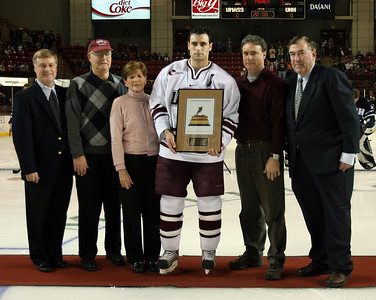 University of Massachusetts Mens NCAA Ice Hockey Highlight Gallery 2004-2005