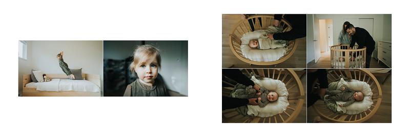 Baby Enda Album Design