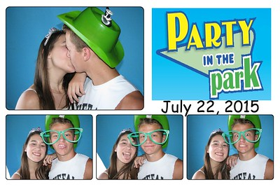 7-22 Party in the Park