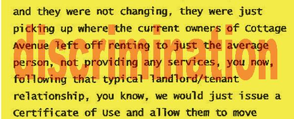 Ability Housing Discrimination