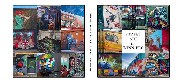STREET ART & MURALS of WINNIPEG