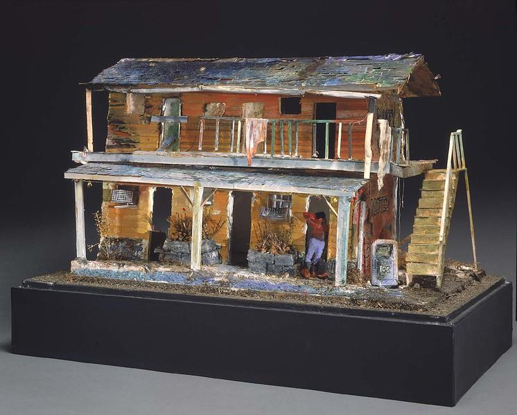 "Darryl Abraham, ""Honeymoon Motel"" (1973)"