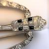 Art Deco Diamond and Onyx Brooch 18