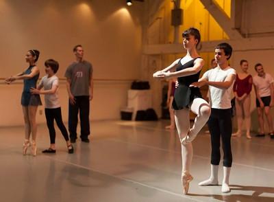 Ballet Arts Academy Video