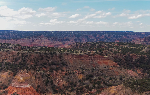 Palo Duro Canyon SP - 2013