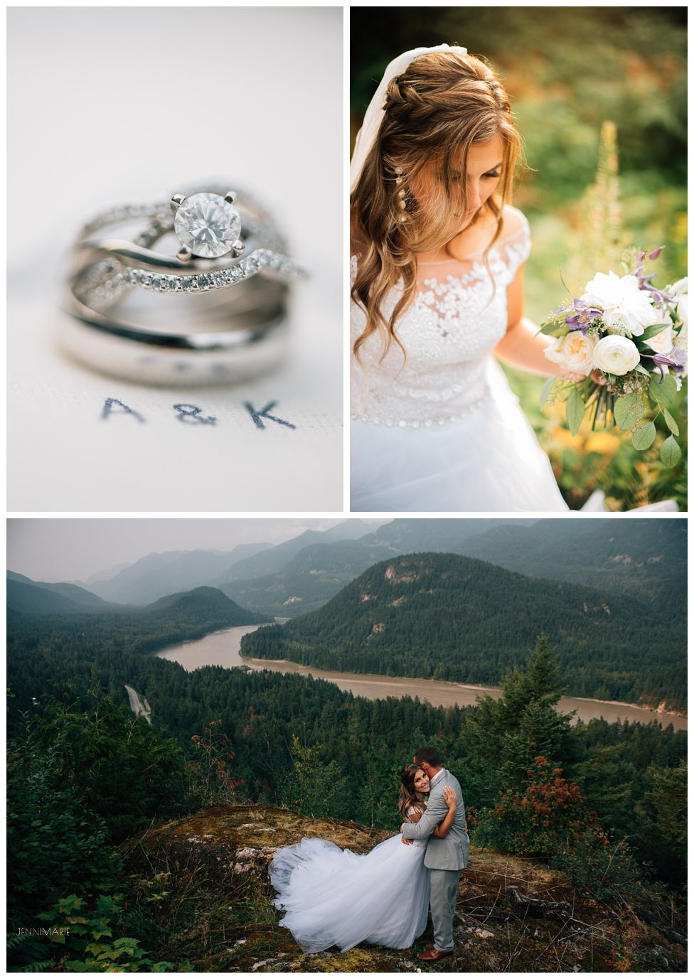 American Creek Lodge Wedding