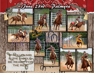 2012 Spencer's Cowboy Mounted Shooting