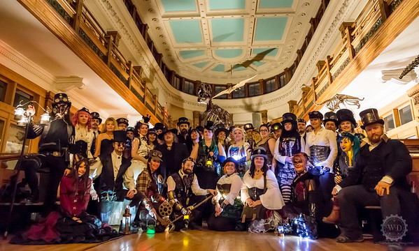 Steampunk Montreal - Nuit Blanche 2015
