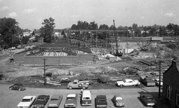 Griswold Gym Construction (MU-139)