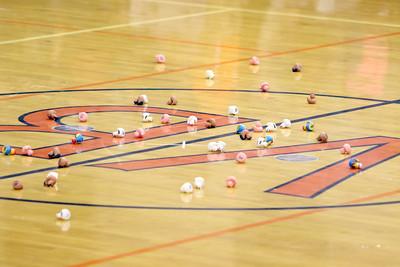 Boys Basketball, Danville vs Van Buren 12/8/2015