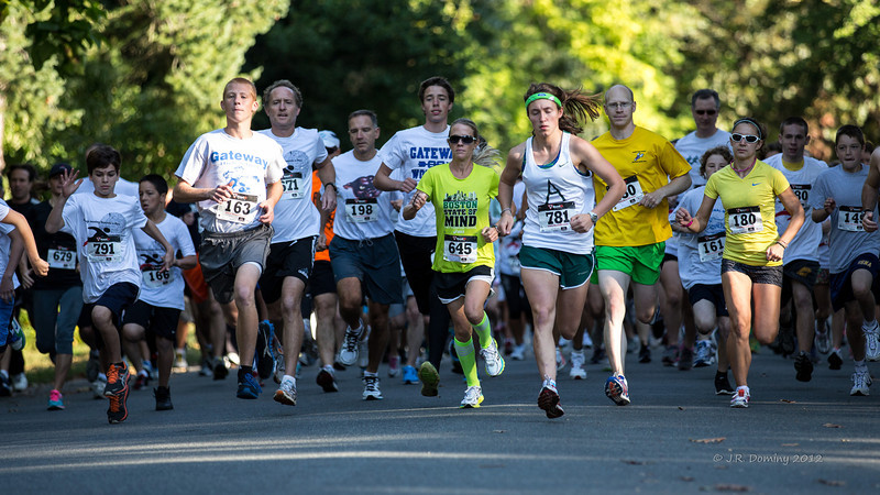 Bradley's Buddies' Run 2012