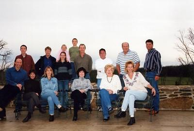 11-27-2003 Thanksgiving @ Glenn & Randy Brown's