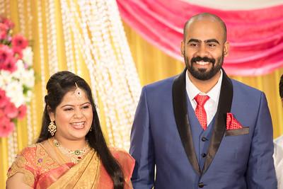 2017 Vivek & Uthra Wedding