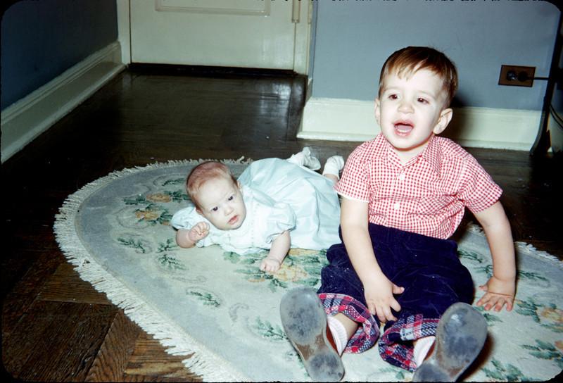 richard and baby susan on rug.jpg