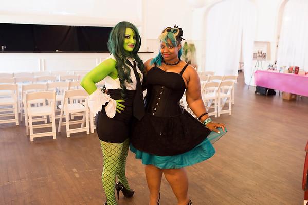 Hamptons Comic Book Show 2014