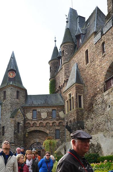 Cochem - Reichsburg Castle