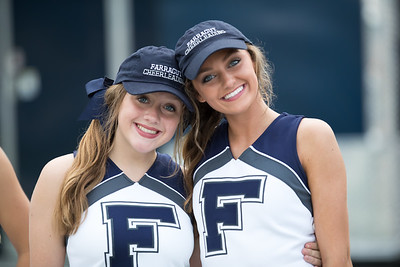 FHS Cheerleaders vs. Bradley Central (8-17-18)