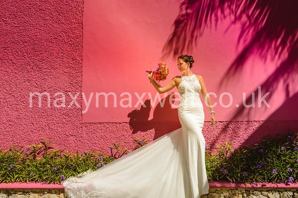 Lauren & Dan, Isla Mujeres & Cancun, Mexico