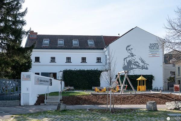 2019-04-02 Egon Schiele Museum Tulln