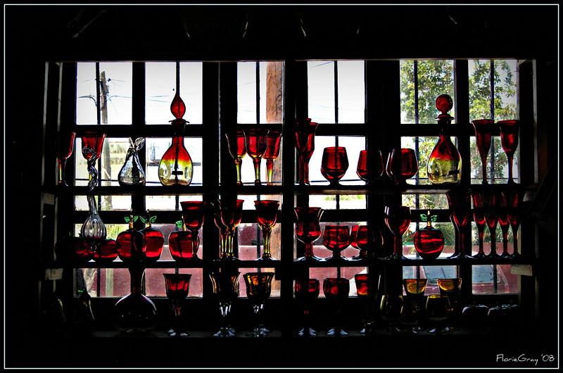 Windowlight  Hotel California, Todos Santos, Mexico