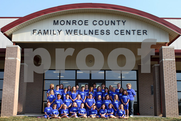 Monroe Aquatics Club 2010
